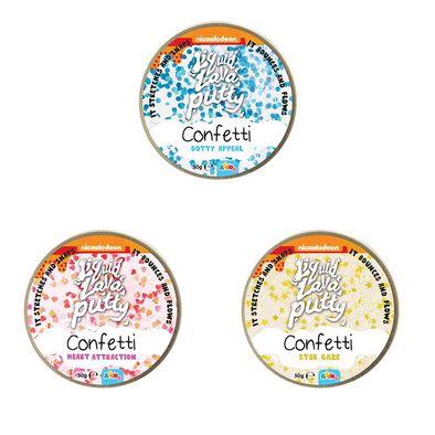 Nickelodeon液體塑料混合膏五彩色 - 隨機發貨