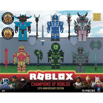 Roblox Multipack (Champions Of Roblox - 15Th Anniversary)
