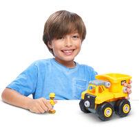 Cat卡特比勒少年隊員建立你的車輛 - 隨機發貨