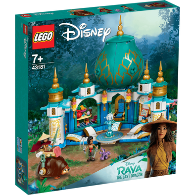 LEGO Disney Raya and the Heart Palace - 43181