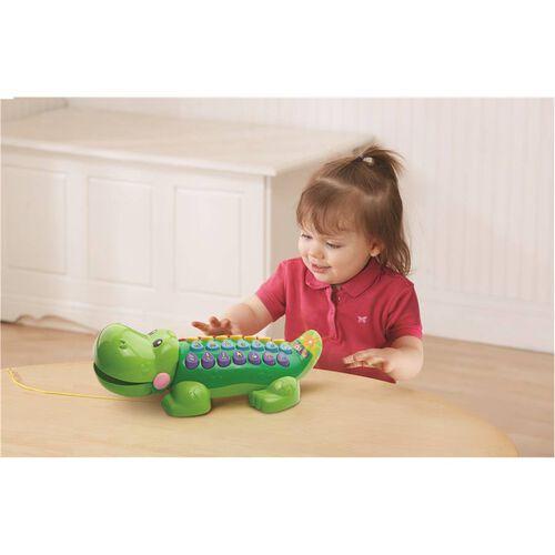 Vtech偉易達 趣緻學習小鱷魚