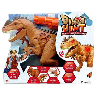 Dino Hunt 恐龍狩獵目標射擊套裝