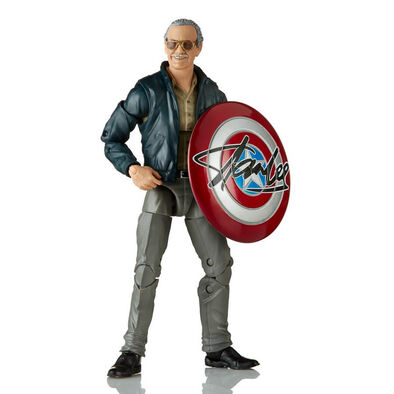 Marvel Classic Marvel Legends Stan Lee 人偶