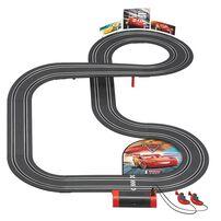 Carrera Cars反斗車王3入門軌道組合