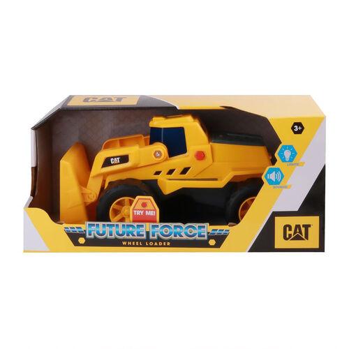 CAT卡特彼勒Future Force輪式裝載機