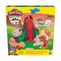 Play-Doh培樂多 火山恐龍島