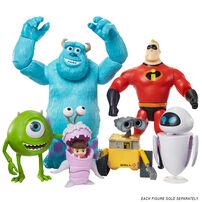 Disney迪士尼 Pixar 經典角色模型系 - 隨機發貨