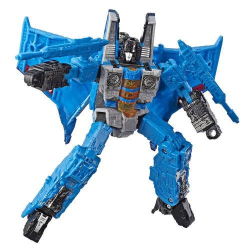 Transformers變形金剛斯比頓之戰航海家wfc-S39雷爆行動人偶