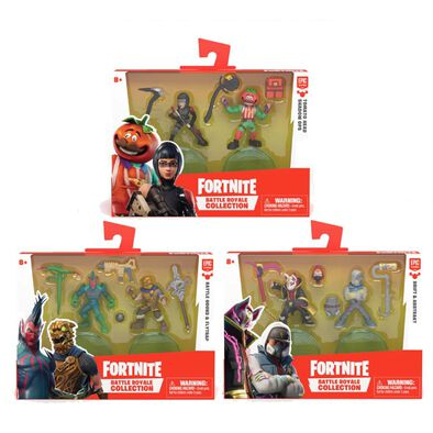 "Fortnite要塞英雄人物收藏系列(W2)-2""Figure 兩件裝 - 隨機發貨"