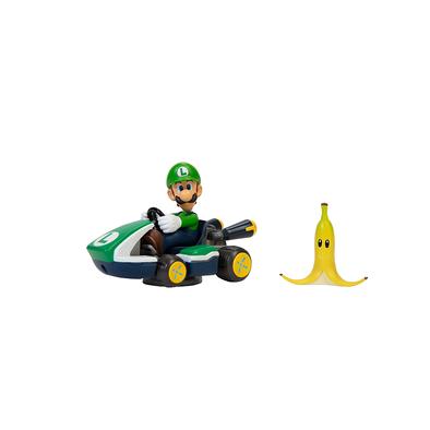 Nintendo任天堂 任天堂2.5吋馬利奧角色公仔 - 隨機發貨