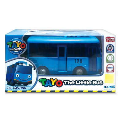 Tayo The Little Bus Metal