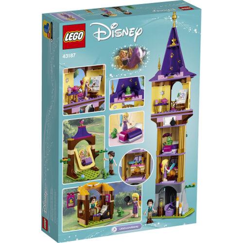 LEGO 樂高迪士尼公主系列 Rapunzel's Tower 43187