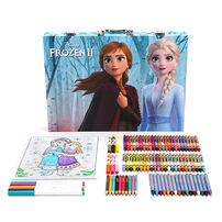 Crayola繪兒樂 迪士尼魔雪奇緣2 大藝術家套裝