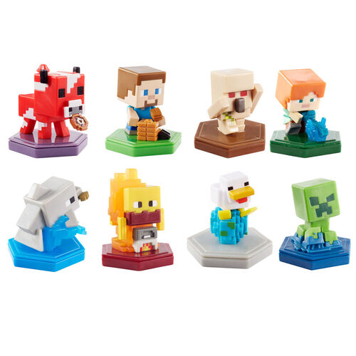 Mincraft Minecraft Boost迷你模型單件裝