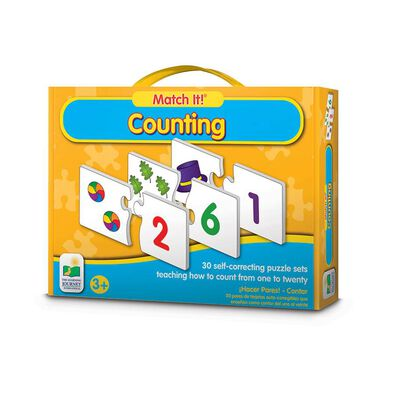 The Learning Journey 拼圖配對系列 Counting