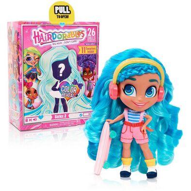 Hairdorables美髮娃娃系列2 - 隨機發貨