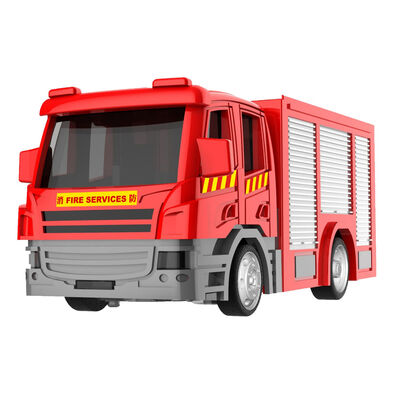 Konsept Mini 1:72 Rc Hk Fire Service Rescue Unit Truck