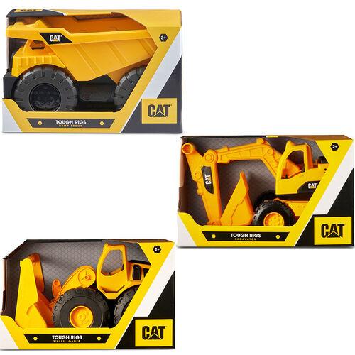 Cat卡特比勒 鑽機15寸車輛 - 隨機發貨