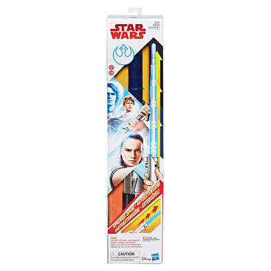 Star Wars星球大戰 Rey Action Force電子光劍