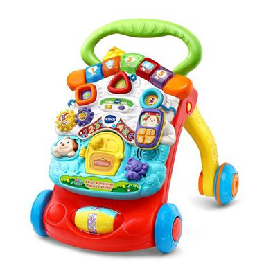 Vtech 2-In-1 Sit-To-Stand Activity Walker