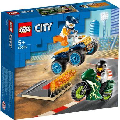 LEGO樂高城市系列 特技隊 60255