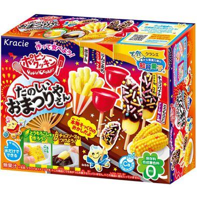 Tanoshii Kracie Diy 知育果子系列–食玩diy開心嘉年華