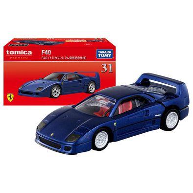 Tomica Premium No. 31 F40 (1St)