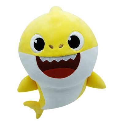 Pinkfong Baby Shark Family Sound Doll