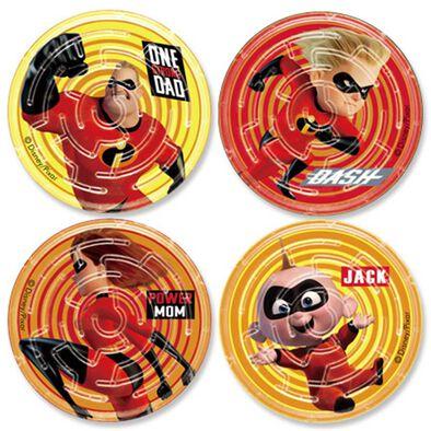Disney Incredibles超人特攻隊 迷宮遊戲 隨機發貨