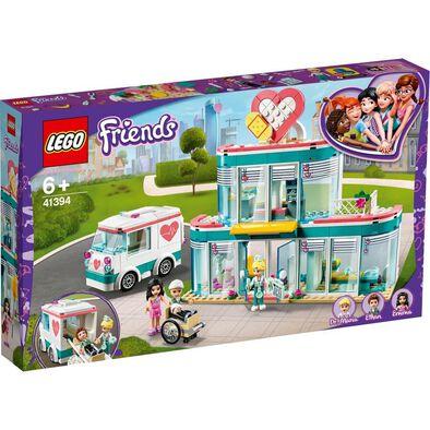 LEGO樂高好朋友系列 心湖城醫療中心 41394