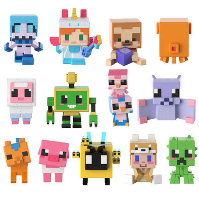 Mincraft Minecraft 迷你驚喜盒