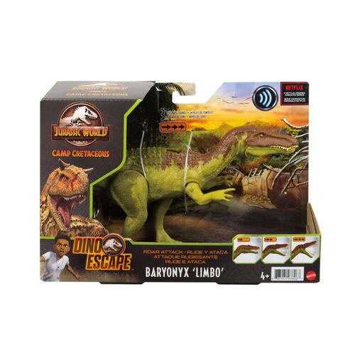 Jurassic World侏羅紀世界 咆哮恐龍系列單件裝- 隨機發貨