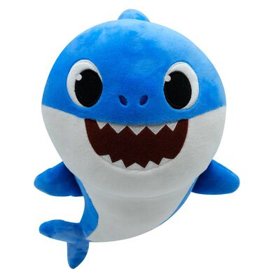 Pinkfong Father Baby Shark Family Sound Doll