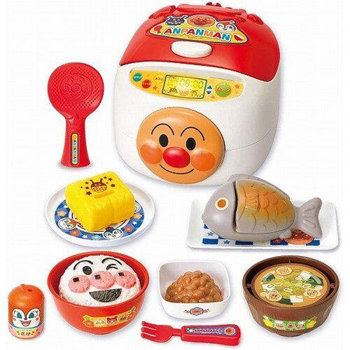 Anpanman麵包超人電飯煲及日本料理套裝