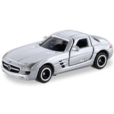 Tomica多美 車仔no. 91 Mercedes Benz Sls Amg