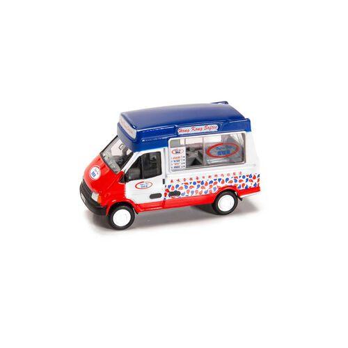 Tiny微影 城市 06 合金車仔 — 雪糕車