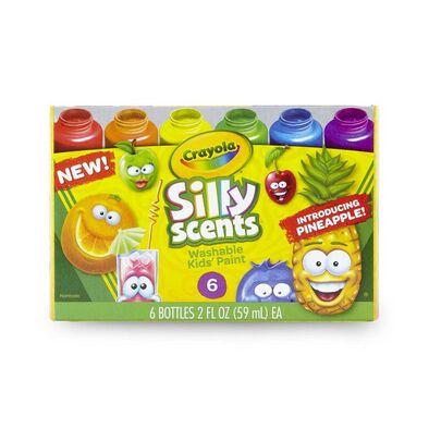 Crayola繪兒樂 百變香味系列兒童可水洗繪畫顏料