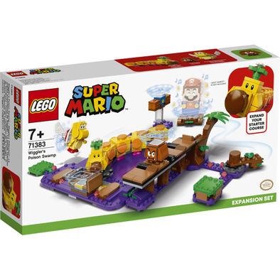 LEGO樂高超級瑪利歐系列 Wiggler's Poison Swamp 擴展版圖 - 71383