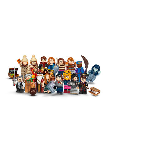LEGO 樂高人仔抽抽樂系列 HarryPotterSeries 2