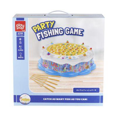 Play Pop 電動釣魚玩具動作遊戲