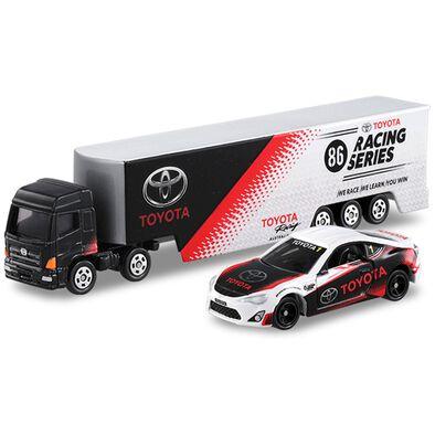 Tomica多美 車仔-豐田汽車 86 Racing Series 2 Pcs Set (Tru Version)