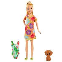 Barbie芭比 悠閒享受組合 - 隨機發貨