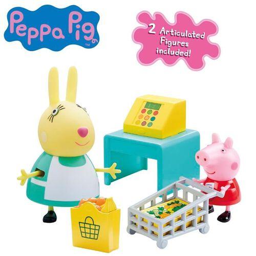 Peppa Pig粉紅豬小妹 購物旅行套裝