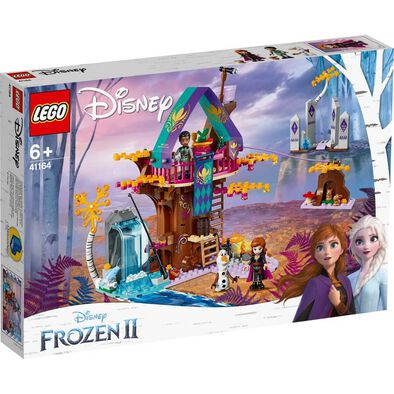 LEGO樂高disney Frozen迪士尼魔雪奇緣2系列 迷人樹屋 41164