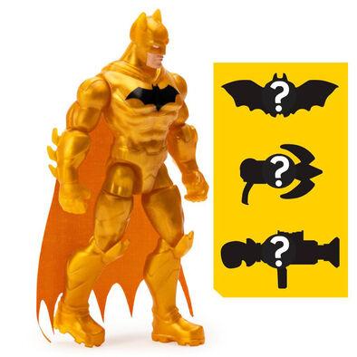 Batman蝙蝠俠- 4吋人偶 (蝙蝠俠) - 隨機發貨