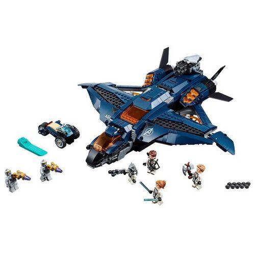 LEGO樂高漫威超級英雄系列 LEGO Marvel Avengers Avengers Ultimate Quinjet 76126