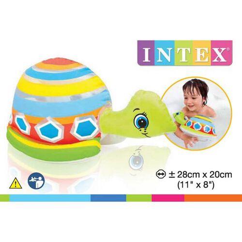 Intex 浴缸充氣小動物 隨機發貨