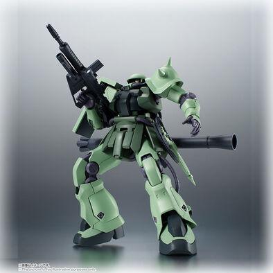 Bandai萬代 [ROBOT魂] MS-06F-2 渣古II F-2型 (ver. A.N.I.M.E.)