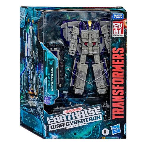 Transformers變形金剛 世代斯比頓之戰:地球崛起領袖級 - 隨機發貨