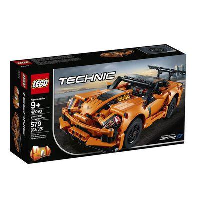 LEGO樂高機械組系列chevrolet Corvette Zr1 42093